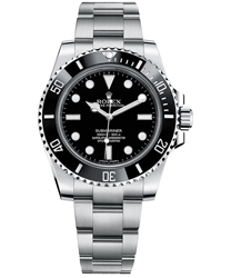 Rolex Submariner Men's Watch Model 114060-0002