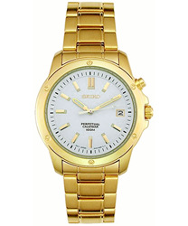 Seiko Perpetual Calendar Men's Watch Model SNQ012
