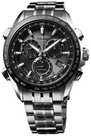 Seiko Astron Men's Watch Model SSE003