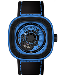 SevenFriday Industrial Essence Men's Watch Model P1-4