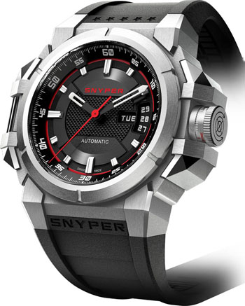 Snyper Snyper Two Steel Men's Watch Model 20.000.00