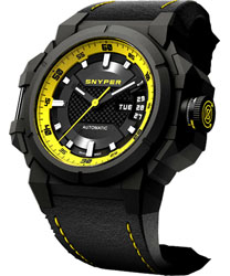 Snyper Snyper Two Yellow Limited Edition Men's Watch Model: 20.260.00