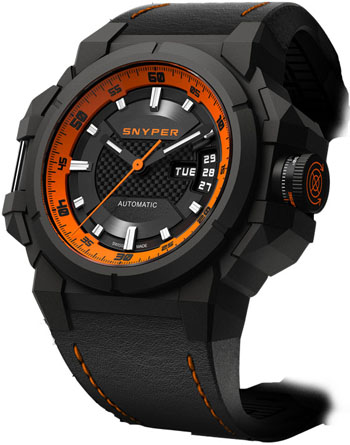 Snyper Snyper Two Orange Limited Edition Men's Watch Model 20.270.00