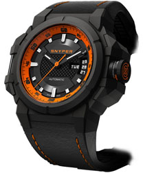 Snyper Snyper Two Orange Limited Edition Men's Watch Model: 20.270.00