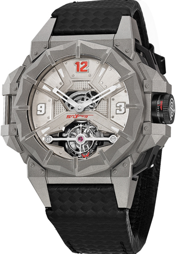 Snyper Tourbillon F117 Men's Watch Model 70.910.00CVL
