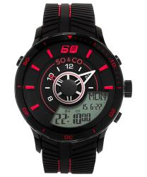SO & CO Monticello Men's Watch Model 295035BLACK
