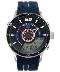 SO & CO Monticello Men's Watch Model: 295035BLUE