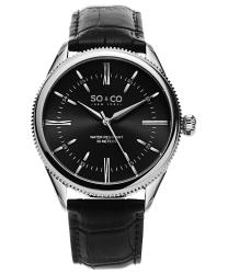 SO & CO Madison Men's Watch Model 335023BLACK