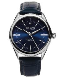 SO & CO Madison Men's Watch Model 335023BLUE