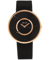 SO & CO SoHo Ladies Watch Model 425223BLACK