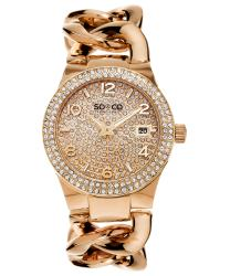 SO & CO SoHo Ladies Watch Model: 495083ROSE
