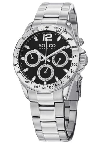 SO & CO Monticello Men's Watch Model 5001.1