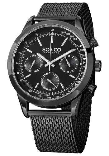 SO & CO Monticello Men's Watch Model 5006.3