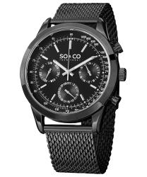 SO & CO Monticello Men's Watch Model: 5006.3
