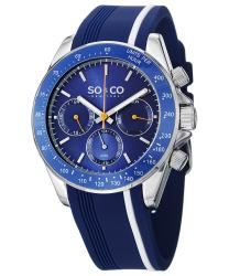 SO & CO Monticello Men's Watch Model 5010R.1