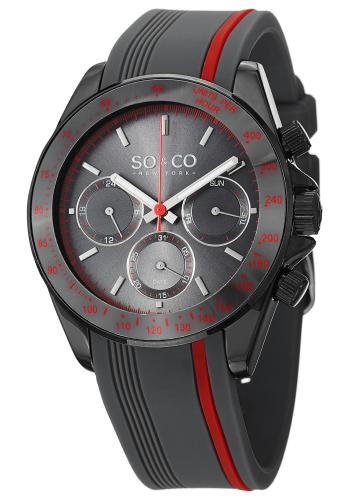 SO & CO Monticello Men's Watch Model 5010R.2