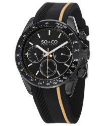 SO & CO Monticello Men's Watch Model 5010R.3