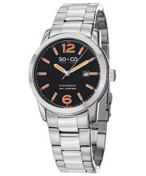 SO & CO Madison Men's Watch Model 5011B.1