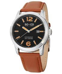 SO & CO Madison Men's Watch Model 5011L.1