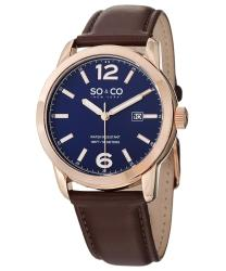 SO & CO Madison Men's Watch Model 5011L.2
