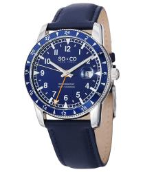 SO & CO Yacht Club Men's Watch Model: 5018C.2
