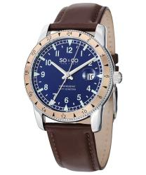 SO & CO Yacht Club Men's Watch Model 5018C.3