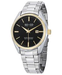 SO & CO Madison Men's Watch Model 5101.4