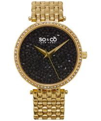 SO & CO SoHo Ladies Watch Model 595080GOLD