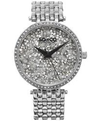 SO & CO SoHo Ladies Watch Model 595080SILVER Thumbnail 1