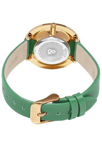 SO & CO SoHo Ladies Watch Model 625274GREEN Thumbnail 2