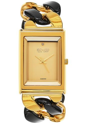 SO & CO SoHo Ladies Watch Model 6550094GOLD