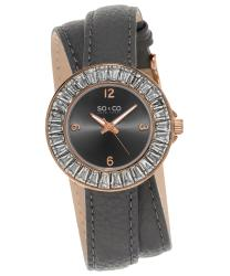 SO & CO SoHo Ladies Watch Model 655070GREY
