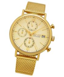 SO & CO Monticello Men's Watch Model 785266GOLD