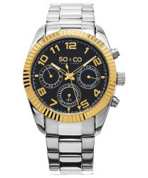 SO & CO Madison Men's Watch Model 845009YELLOW