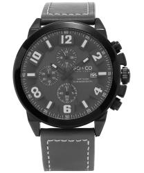 SO & CO Monticello Men's Watch Model 915212GREY