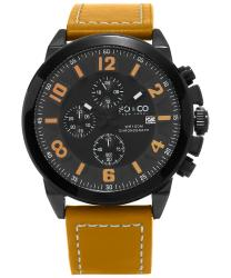 SO & CO Monticello Men's Watch Model 915212YELLOW
