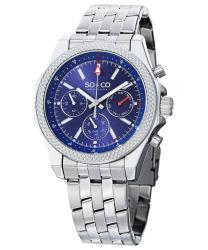 SO & CO Madison Men's Watch Model 995003BLUE