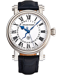 Speake-Marin Serpent Calendar Men's Watch Model 10006-01TT