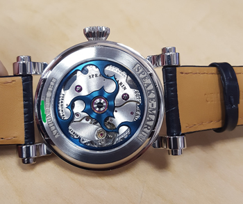 Speake-Marin The J-Class Collection Men's Watch Model PIC.10009 Thumbnail 4