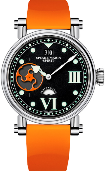 Speake-Marin The Spirit Collection Men's Watch Model PIC.20002-54