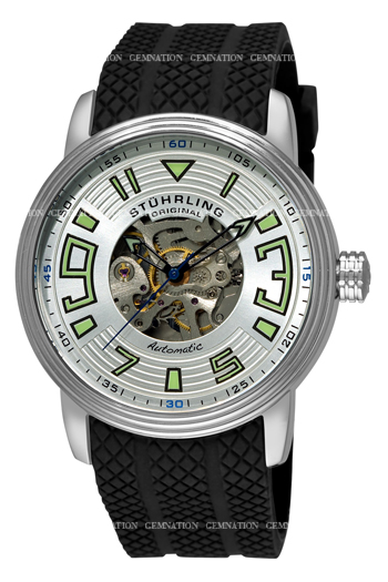 Stuhrling Delphi Racer Mens Wristwatch Model: 1079.33162