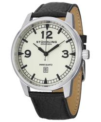Stuhrling Aviator Men's Watch Model 1129Q.02