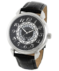 Stuhrling Time Traveler Mens Wristwatch