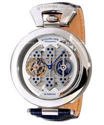 Stuhrling The Emperor Mens Wristwatch