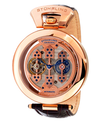 Stuhrling The Emperor Mens Wristwatch Model: 127B.3345K14P