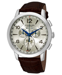 Stuhrling Navigator Mens Wristwatch Model: 132XL.3315K43