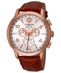 Stuhrling Navigator Mens Wristwatch Model: 132XL.3345K2