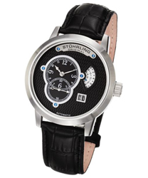 Stuhrling Eclipse Apogee Mens Wristwatch