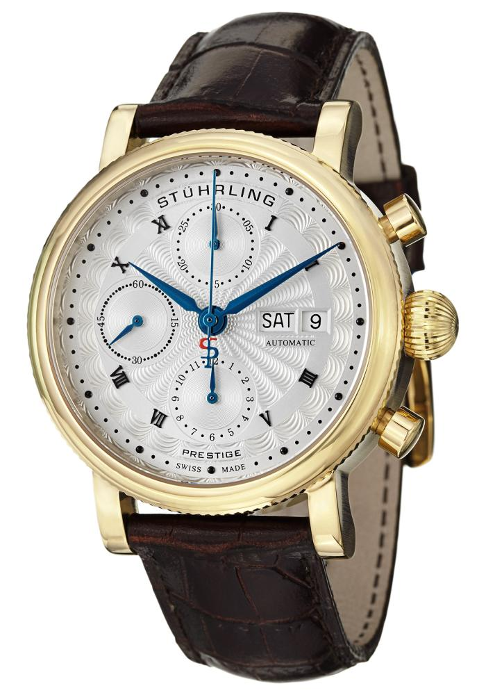 stuhrling prestige men 39 s watch model