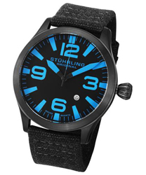 Stuhrling Tuskegee Skylancer Mens Wristwatch